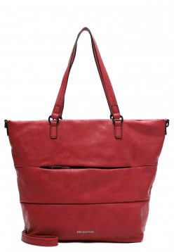 EMILY & NOAH Shopper Dörte groß Rot 62493600 red 600