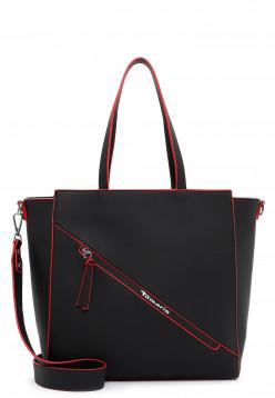 Tamaris Shopper Babette groß Schwarz 30794100 black 100