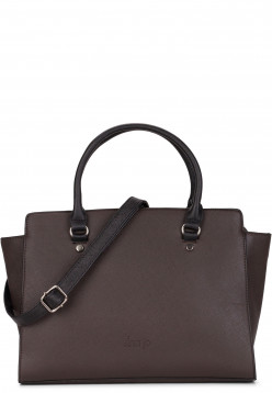 Sina Jo Shopper Jasmin mittel Braun 611200H brown 200H