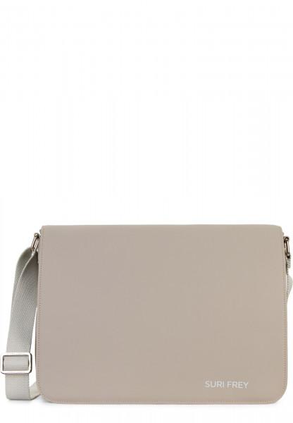 SURI FREY Handtasche mit Überschlag SURI Sports Jessy groß Braun 18002900 taupe 900