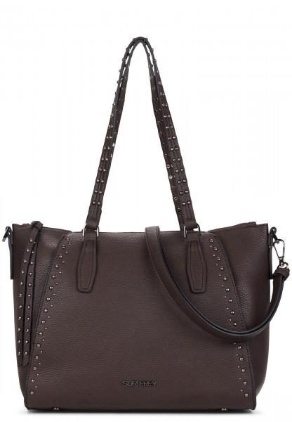 SURI FREY Shopper Karny Braun 12053200 brown 200