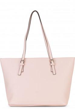 Sina Jo Shopper Jeanette groß Pink 613640 powder 640