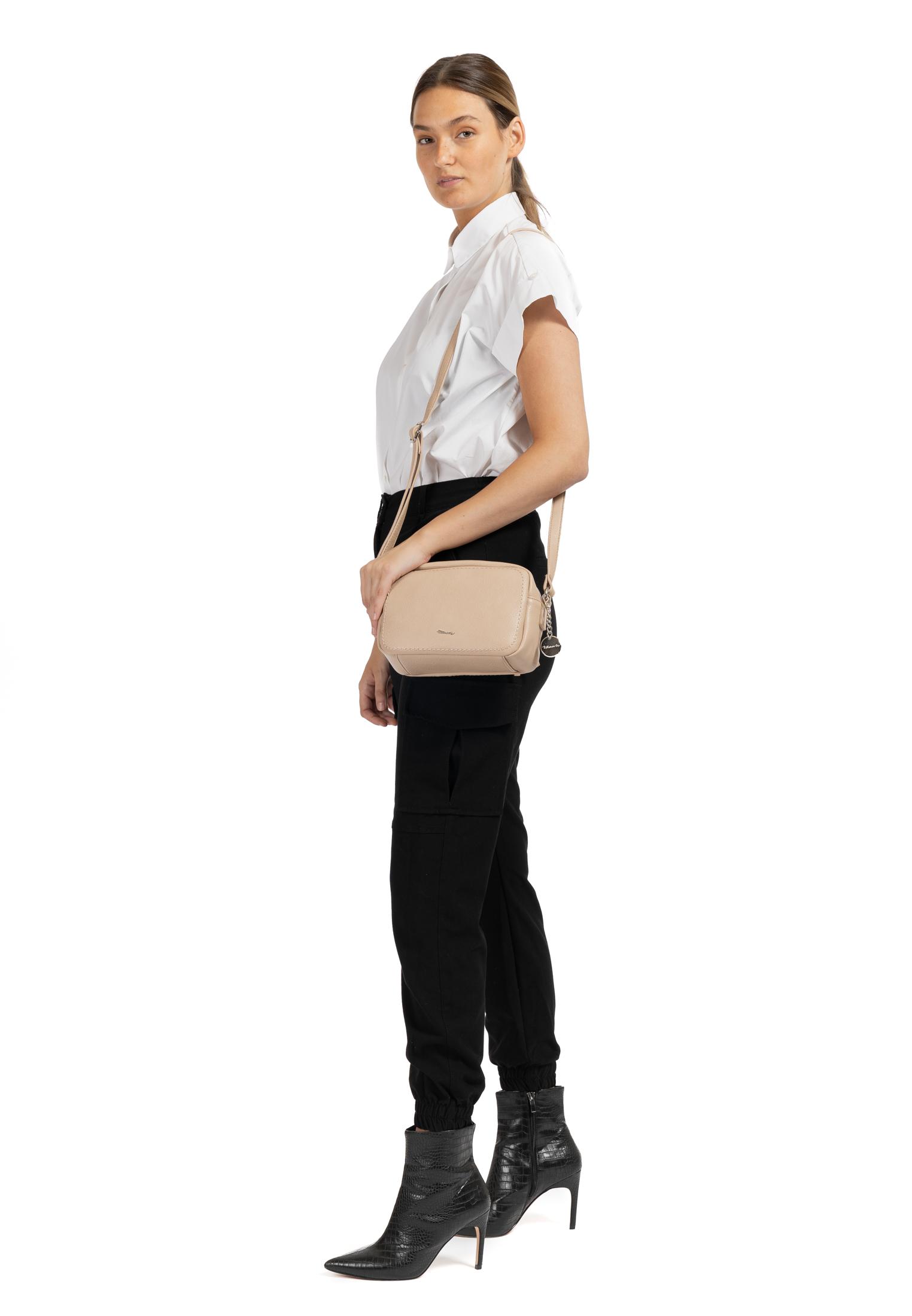Handtasche mit Reißverschluss Alisha mittel