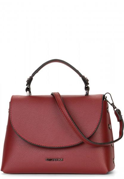 EMILY & NOAH Handtasche mit Überschlag Sabrina Rot 61822600 red 600