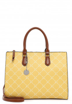 Tamaris Shopper Anastasia groß Gelb 30709460 yellow 460