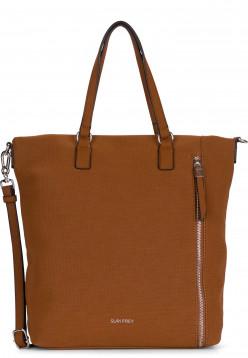 SURI FREY Shopper Romy Hetty groß Braun 12186700 cognac 700
