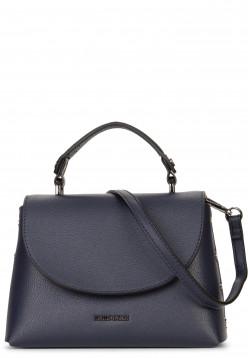 EMILY & NOAH Handtasche mit Überschlag Sabrina Blau 61822500 blue 500