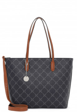 Tamaris Shopper Anastasia groß Blau 30107500 blue 500