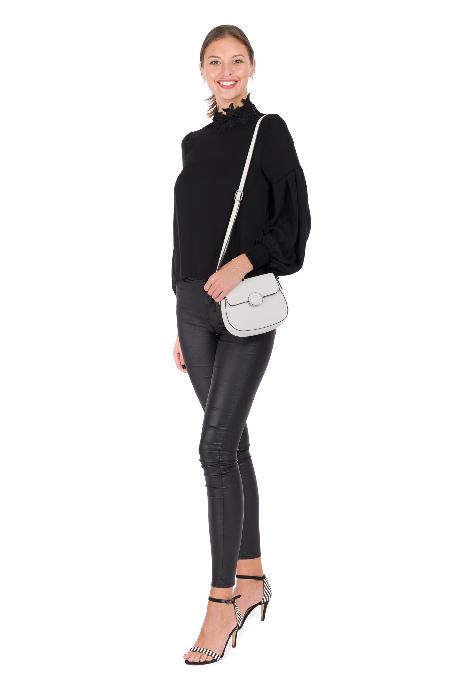 Handtasche mit Überschlag Annika mittel