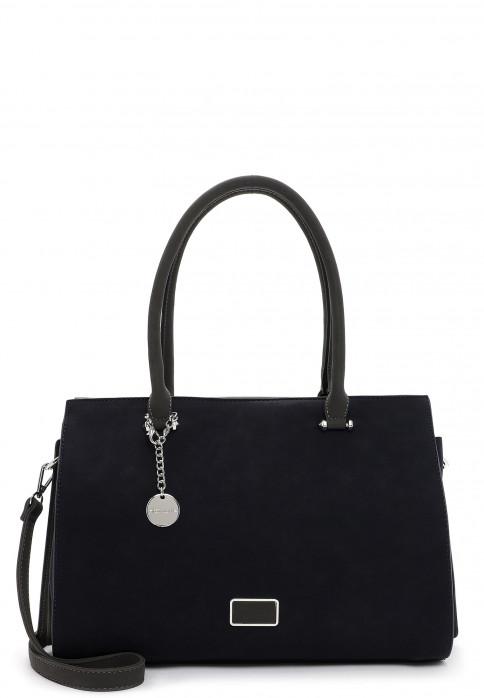 Tamaris Shopper Beatrix groß Blau 30604500 blue 500