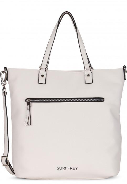 SURI FREY Shopper Terry groß Weiß 12304300 white 300