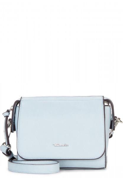 Tamaris Handtasche mit Reißverschluss Arabella klein Blau 30170530 lightblue 530