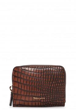 Tamaris Geldbörse mit Reißverschluss Beate  Braun 30737700 cognac 700