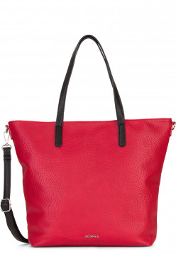 EMILY & NOAH Shopper Laeticia groß Rot 62122600 red 600