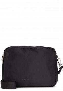 EMILY & NOAH Handtasche mit Reißverschluss Pina mittel Schwarz 62271100 black 100