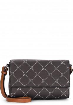 Tamaris Handtasche mit Überschlag Anastasia klein Schwarz 30104100 black 100
