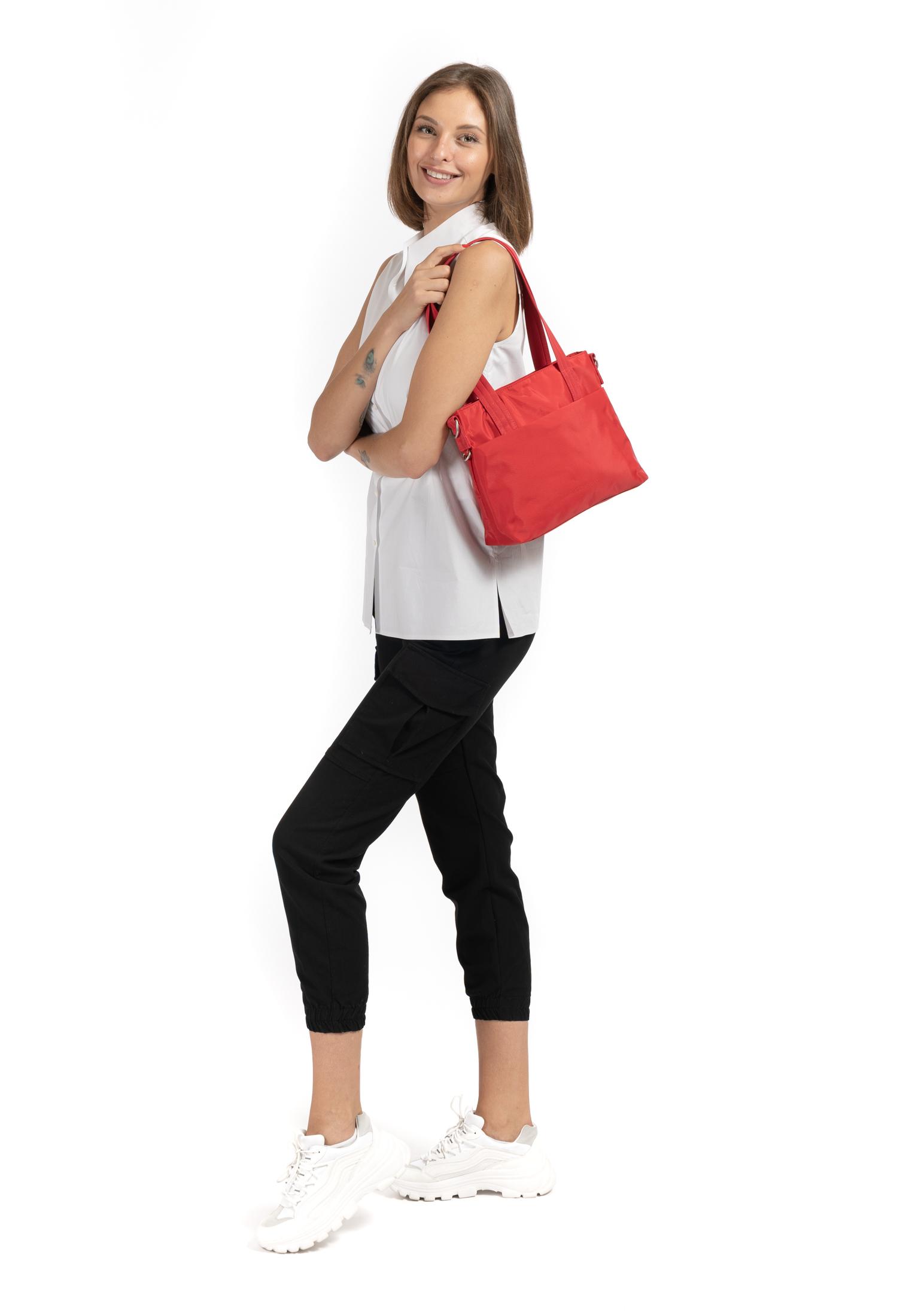Shopper Pina klein