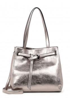 Tamaris Shopper Belinda klein Silber 30631833 darksilver 833