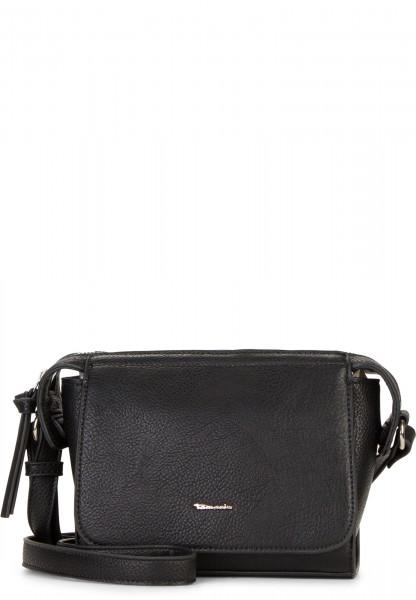 Tamaris Handtasche mit Reißverschluss Arabella klein Schwarz 30170100 black 100