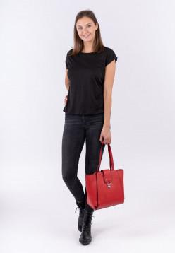 Tamaris Shopper Birgit mittel Rot 30695600 red 600