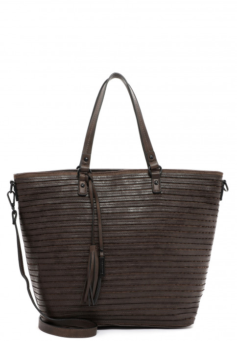 Tamaris Shopper Barbara groß Braun 30753200 brown 200
