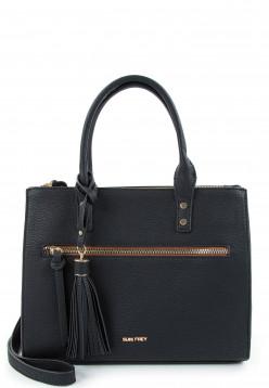 SURI FREY Shopper Netty mittel Schwarz 12692100 black 100