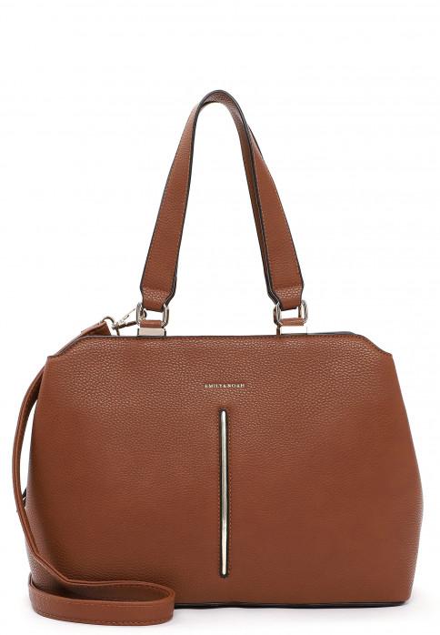 EMILY & NOAH Shopper Doris mittel Braun 62417700 cognac 700