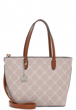 Tamaris Shopper Anastasia klein Braun 30106900 taupe 900