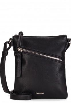 Tamaris Handtasche mit Reißverschluss Alessia mittel Schwarz 30442100 black 100