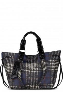 SURI FREY Shopper Gwenny Blau 12041500 blue 500