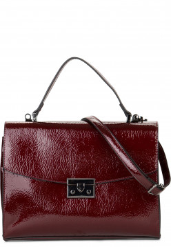 EMILY & NOAH Handtasche mit Überschlag Susi Rot 61815690 wine 690