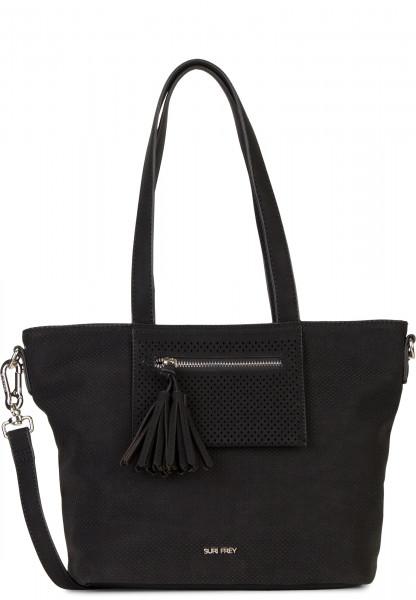 SURI FREY Shopper Romy Ailey klein Schwarz 12153100 black 100