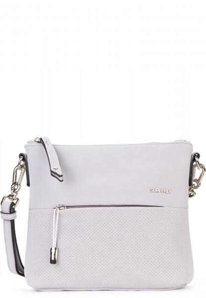 SURI FREY Handtasche mit Reißverschluss Romy Bevvy klein Lila 12170621 lightlilac 621