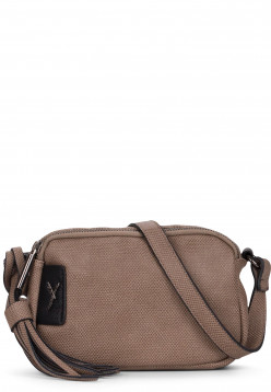 SURI FREY Handtasche mit Reißverschluss Mercy Braun 11980900 taupe 900