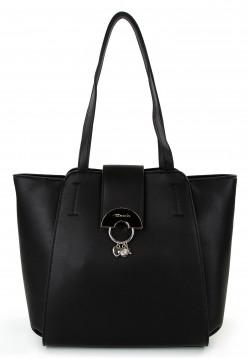 Tamaris Shopper Birgit mittel Schwarz 30695100 black 100
