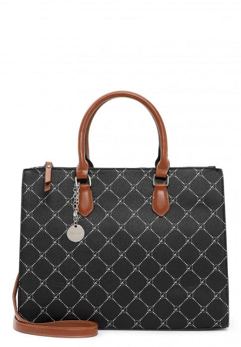 Tamaris Shopper Anastasia groß Schwarz 30709100 black 100
