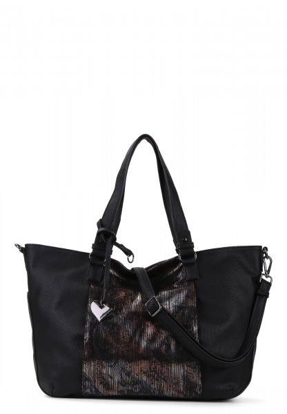 EMILY & NOAH Shopper Multi Special Edition Schwarz C60008100-1790 black 100