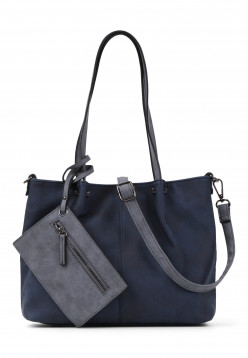 EMILY & NOAH Shopper Bag in Bag Surprise Blau 299508-1790 blue grey 508