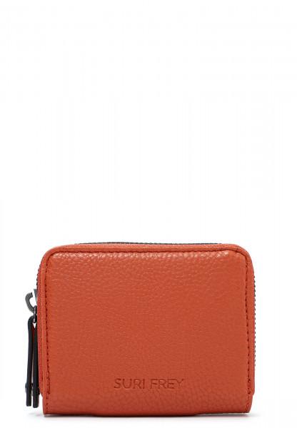 SURI FREY Geldbörse mit Reißverschluss Brittney  Orange 12596610 orange 610