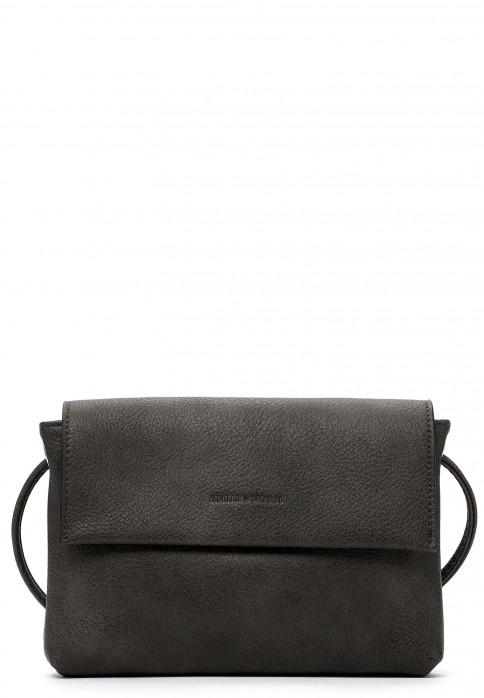 EMILY & NOAH Handtasche mit Überschlag Emma Grau 60397800-1790 stone 800