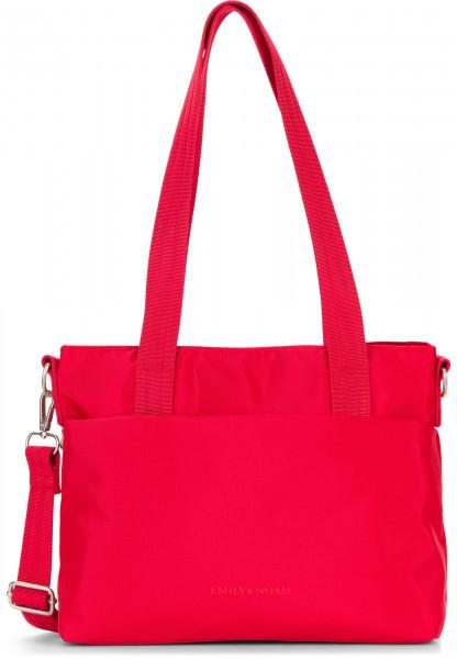 EMILY & NOAH Shopper Pina klein Rot 62275600 red 600