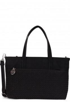 Tamaris Shopper Amber mittel Schwarz 30433100 black 100