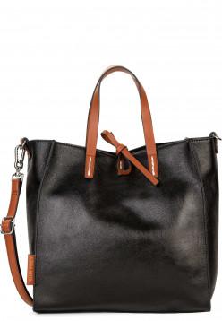 SURI FREY Shopper SURI Black Label Gracy mittel Schwarz 16031100 black 100