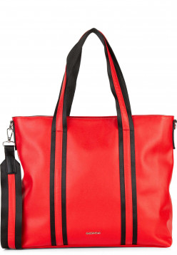 EMILY & NOAH Shopper Luna groß Rot 62265600 red 600