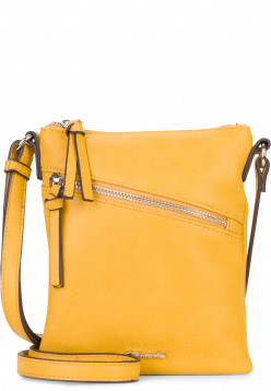 Tamaris Handtasche mit Reißverschluss Alessia mittel Gelb 30442460 yellow 460