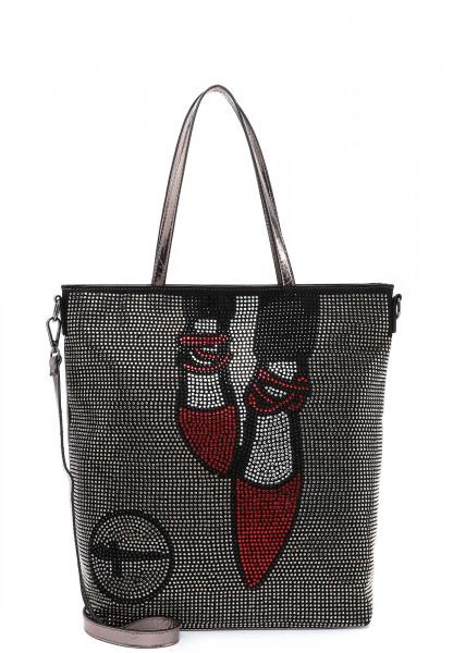 Tamaris Shopper Becky groß Rot 30771600 red 600