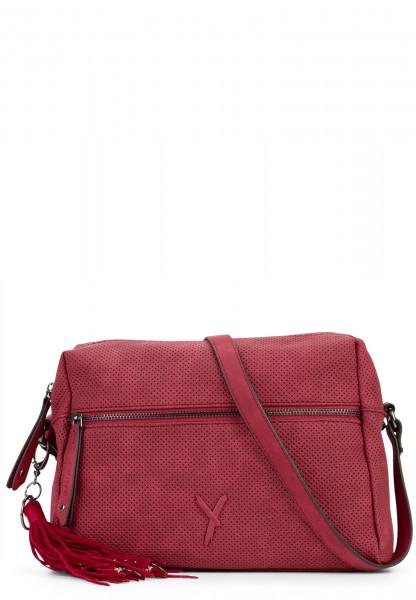 SURI FREY Handtasche mit Reißverschluss Romy mittel Rot 11583600 red 600