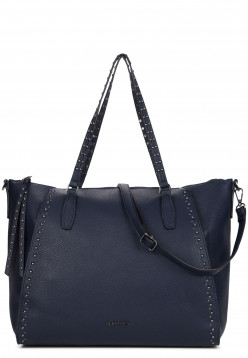 SURI FREY Shopper Karny Blau 12054500 blue 500