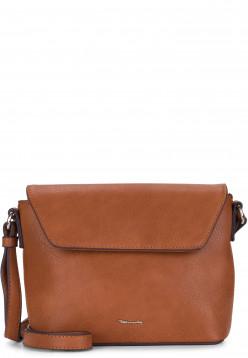 Tamaris Handtasche mit Überschlag Alessia klein Braun 30447700 cognac 700