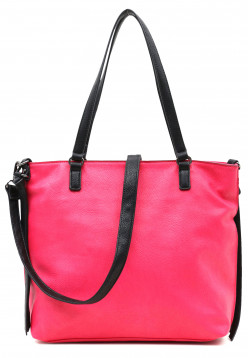 EMILY & NOAH Shopper Bag in Bag Surprise Pink 431671-1790 pink black 671D